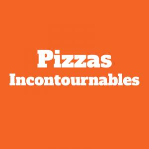 Pizzas Incontournables